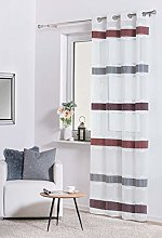 RAYAS Curtain Red