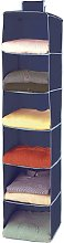 Rayen 2366.70 Wardrobe Organiser with 6 Shelves