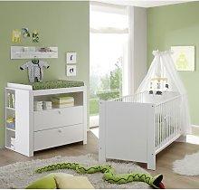 Rayna 4 Piece Nursery Furniture Set Isabelle & Max