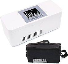 RBAYSALE Insulin Cool Box Medication Refrigerator