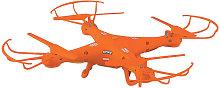 RC Air Drone Spike Orange - Orange - Ninco