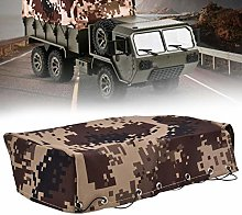 RC Army Truck Tent Canvas for FY004 Military