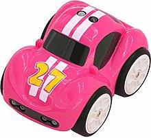 RC Cartoon Car Track Cute Mini Interactive Cars