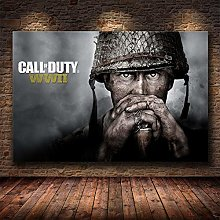 RCANLGZ Call Of Duty Posters And Prints Game Room