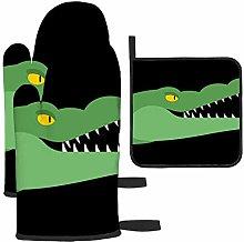 Rcdeey Crocodile Head Alligator Muzzle Isolated