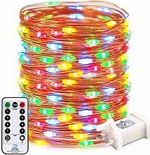 RcStarry 1000 LED 100M Led String Lights,