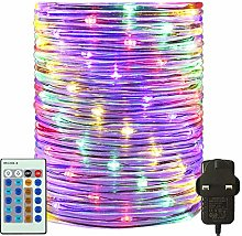 RcStarry 30M/100FT 300 LED Dia 3MM Rope/Wire