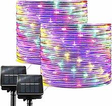 RcStarry 33FT Dia 3MM Rope String Lights 100 LEDs