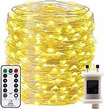 RcStarry 500 LED 50M Led String Lights,