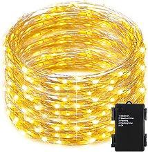 RcStarry(TM){200LED 66Ft}Battery String