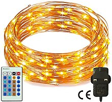 RcStarry(TM){200LED 66Ft}Dimmable String