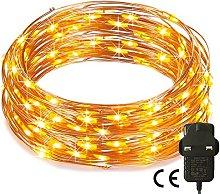 RcStarry(TM){240LED 80Ft}Led String Lights,240 LED
