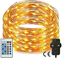 RcStarry(TM){360LED 120Ft}Dimmable String