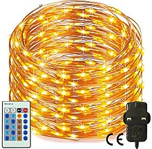 RcStarry(TM){480LED 160Ft}Dimmable String