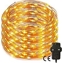 RcStarry(TM){480LED 160Ft}Led String Lights,480