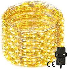 RcStarry(TM){500LED 165Ft}Led String Lights,500