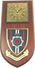 RCT Royal Corps Of Transport Wall / Mess Clock