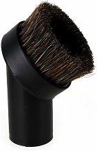 RDEXP 25 mm round dust brush 1.25 'Horsehair