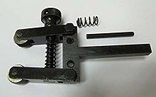 RDGTOOLS Industrial 2 Wheel CLAMP KNURLING Tool