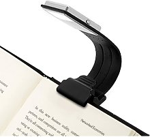 Reading lamp book clamp Led book lamp with two