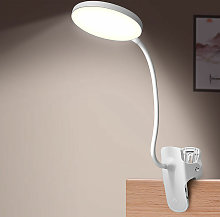 Reading Light, Reading Light Desk Lamp with Clamp