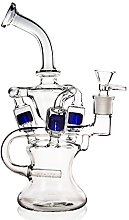 REANICE (OCEAN A) Recycler Glass Bongs glass water