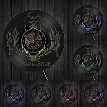 Reaper Horror Skeleton Wall Art Spooky Vinyl