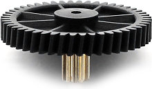 Rear Curtain Sunshade Motor Gear Replacement for
