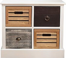 Rebecca Mobili Chest of Drawers, Cabinet Furniture