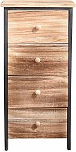 Rebecca Mobili Cupboard Cabinet Storage Unit 4