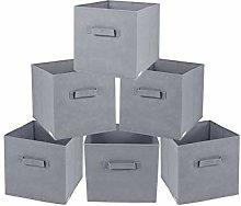 Rebecca Mobili Set of 6 Organiser Bin Storage Box