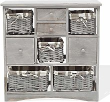 Rebecca Mobili Sideboard Chest of Drawers 4