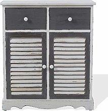 Rebecca Mobili Sideboard Storage Cabinet White