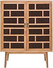 Rebecca Mobili Sideboard Storage Cabinet Wood