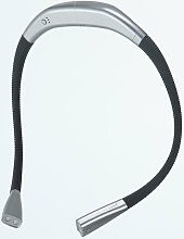 Rechargeable neck reading lamp, lamp for reading