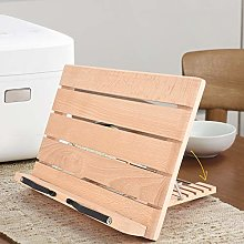Recipe Book Holder, Cookbook Stand Portable Book