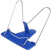 Recipe Cookbook Holder, Adjustable Folding Tray