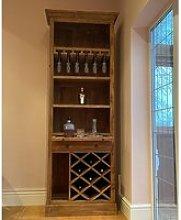 Reclaimed Drinks Cabinet