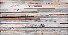 Reclaimed Wooden Board Effect PVC Wall Cladding