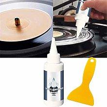 Record Cleaner Kit, 100ml Complete 4-in-1 Vinyl
