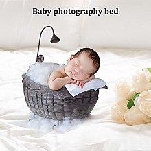 RecoverLOVE Newborn Baby Basket Photography Bed -