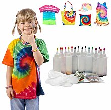 RecoverLOVE Tie Dye Kit for Kids and Adults, 18