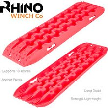 Recovery Tracks, 4x4 10t Off Road Traction Boards