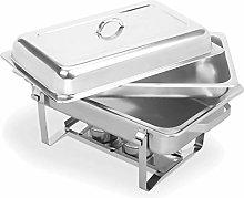 Rectangle Chafing Dish Set 9L Full Size 410