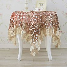 Rectangle/Oblong Dining Tablecloths Organza Table