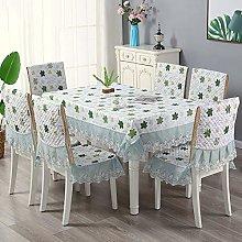 Rectangle/Oblong Dining Tablecloths Rectangular