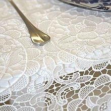 Rectangle/Oblong Tablecloths European Rustic