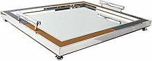 Rectangle Serving Tray Breakfast Coffee Table