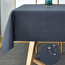 Rectangle Table Cloth- Swirl Fabric Tablecloth