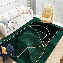 Rectangular Area Rug for Family Room, Hallway